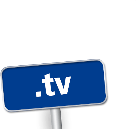 Secure your .tv domain now