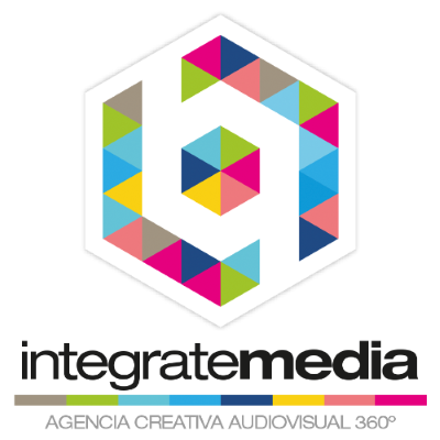 El logotipo de Integrate Media en Granada