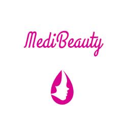 Exemplary logo of MediBeauty