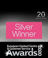 award ecccsa 2021 silver