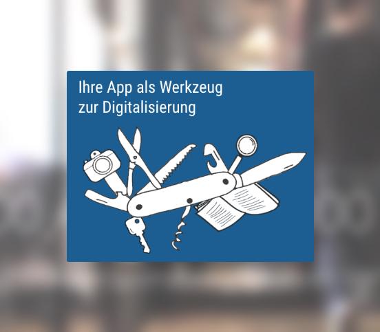 vmapit App-Baukasten –  Eigenes Content Management System