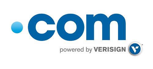 Logo .com ; développé par Verisign