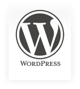 wordpress category page wp logo