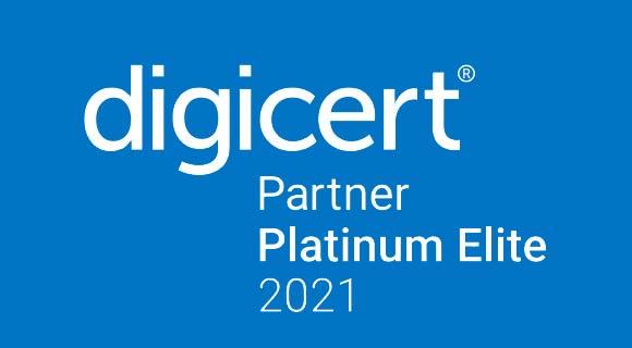 digicert partner platinum elite 2019