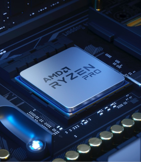 AMD-Ryzen Prozessor in Server