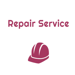 Exemplary logo of Repair Service