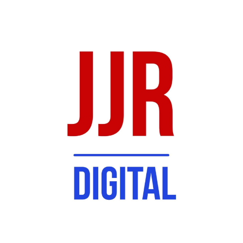 The logo of JJR Digital in Southampton