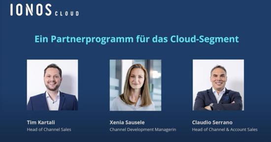 IONOS Cloud Partnerprogramm