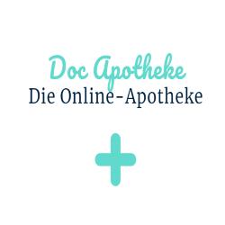Beispielhaftes Logo von Doc Apotheke