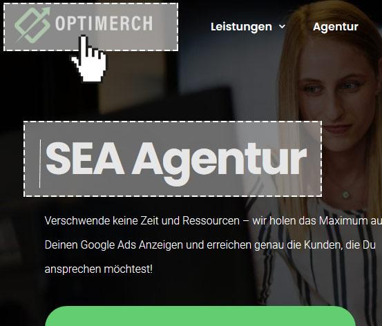 screen of optimerch