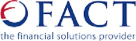 Logo fact the financial solutions provider