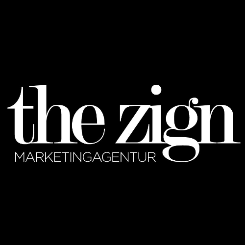 Das Logo der the zign Marketingagentur aus Düsseldorf