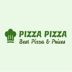 Exemplary logo of Pizza Pizza