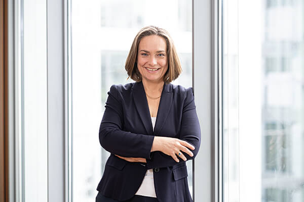 Claudia Frese, CBO IONOS