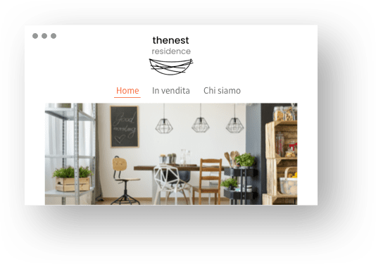 MyWebsite Now The Nest Template