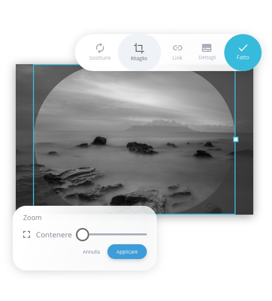 MyWebsite Now Photo Editor
