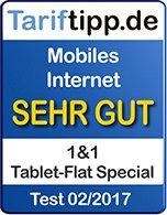 Tariftipp Mobiles Internet 02/2017