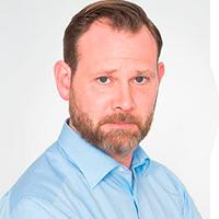 Profilbild Mann mit Bart