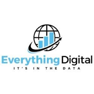 The Logo of Everything Digital in Leeds