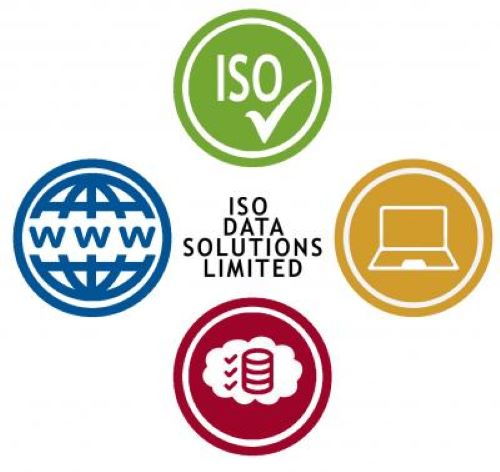 The logo of ISO Data Solutions Limited in Southampton
