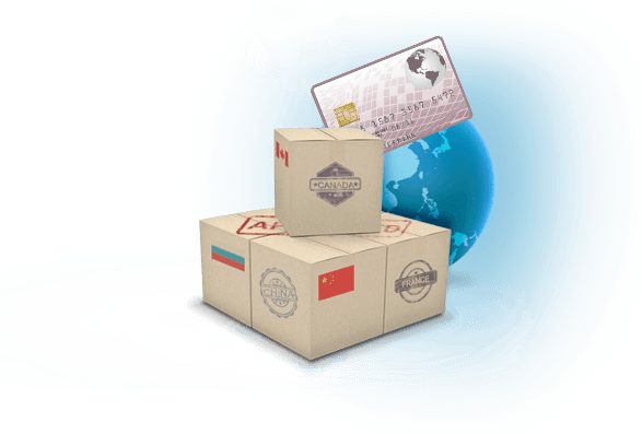 Payment and shipping made easy