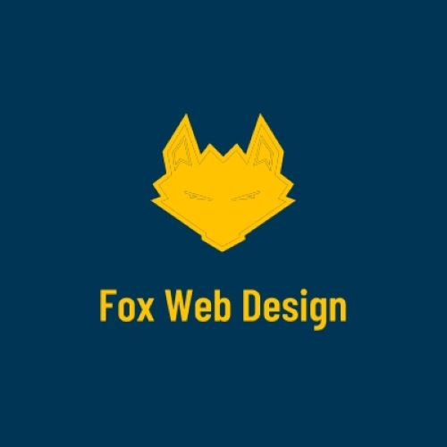 The logo of Fox Web Design in Nottingham
