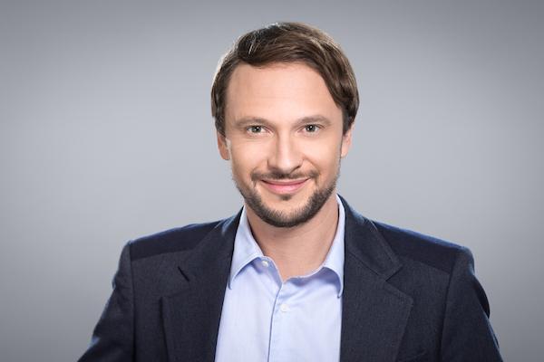 Profile picture of man in business attire