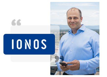 Rainer Sträter, Head of Global Platform Hosting und IONOS Vertreter bei GAIA-X
