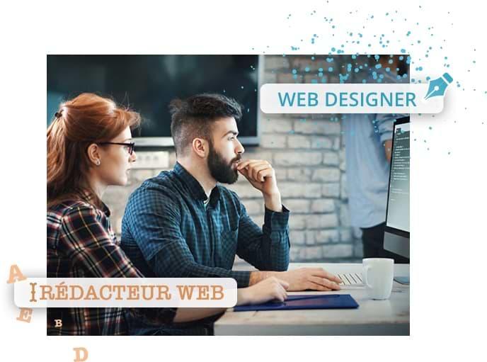 Designer Copywriter Team fr