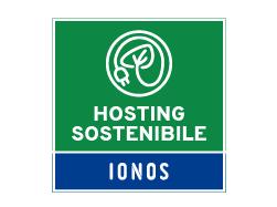 green energy hosting logo badge